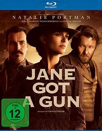 Jane Got A Gun (Blu-ray)