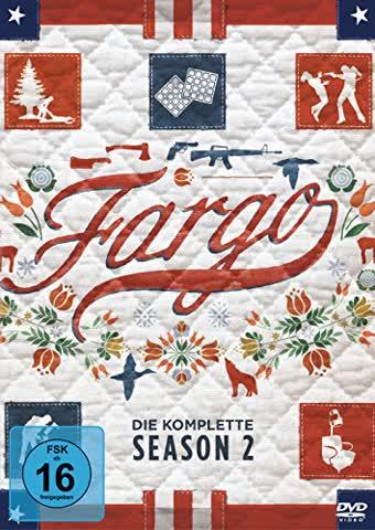 Fargo - Season 2 [4 DVDs]
