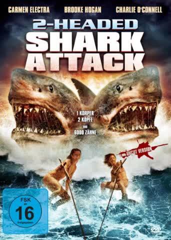 2-Headed Shark Attack