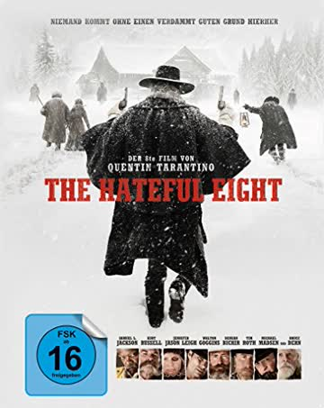 The Hateful 8 - Limited Edition Steelbook
