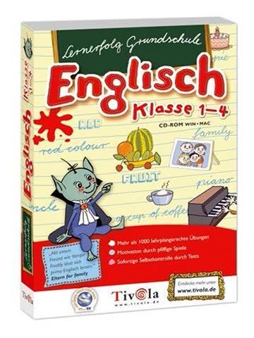 Lernerfolg Grundschule: Englisch Klasse 1-4