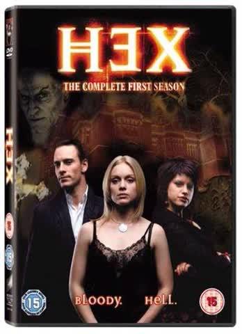 Hex - Season 1 [3 DVDs] [UK Import]
