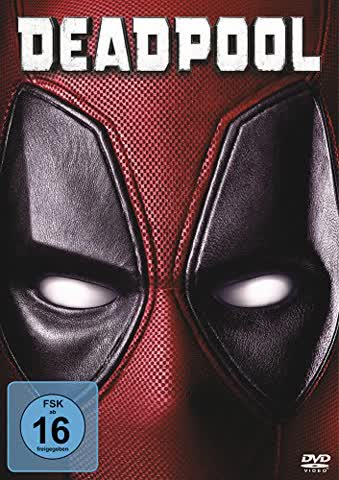 Deadpool [DVD]