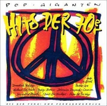 Various - Hits der 70er