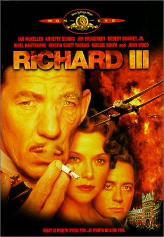 Richard III [Import USA Zone 1]