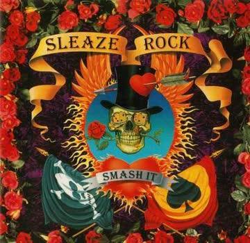 Various - Sleaze Rock (1990)