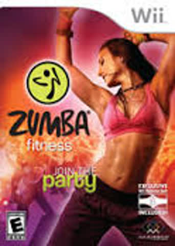 Zumba Fitness - Join The Party