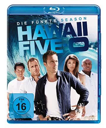 Hawaii Five-0 - Staffel 5