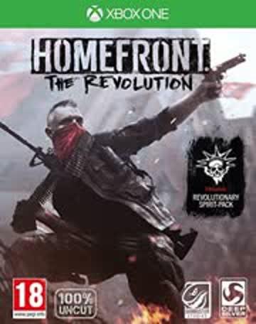 Homefront: The Revolution Day One Edition (XONE) (PEGI)