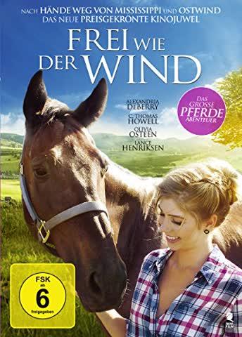 Frei wie der Wind, DVD