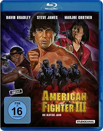 AMERICAN FIGHTER 3 - MOVIE
