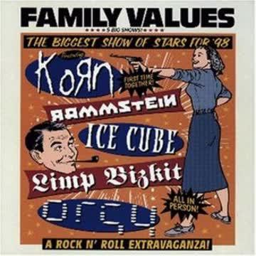 Various - Family Values Tour '98