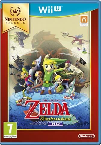 Nintendo Selects: The Legend of Zelda - The Wind Waker HD
