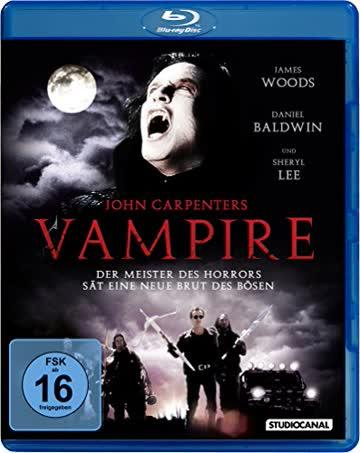 John Carpenter's Vampire [Blu-ray]