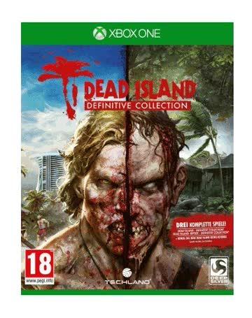 Dead Island Definitive HD Collection [AT-PEGI] [German Version]