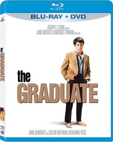 The Graduate [Blu-ray+DVD]
