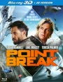 Point Break 3D - (Blu-ray 3D (+2D))