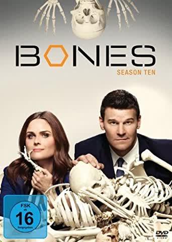 Bones - Season Ten [6 DVDs]