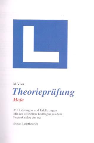 Theorieprüfung Mofa
