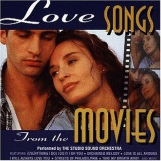 the Studio Sound Orchestra - Love Songs from the Movies