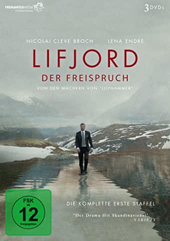 Lifjord - Der Freispruch: Die komplette erste Staffel [3 DVDs]