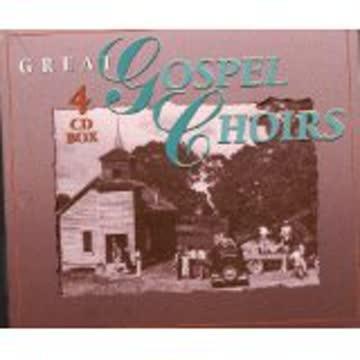 Diverse - Great Gospel Choirs – 4 CD-Box