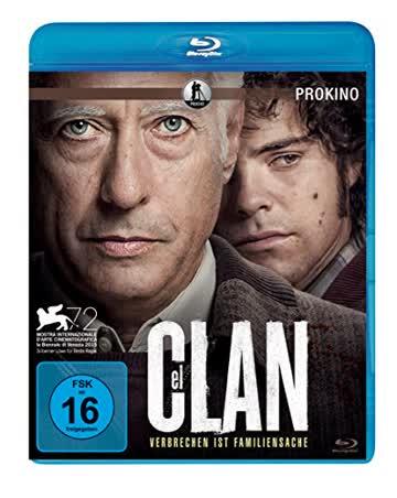 El Clan [Blu-ray]