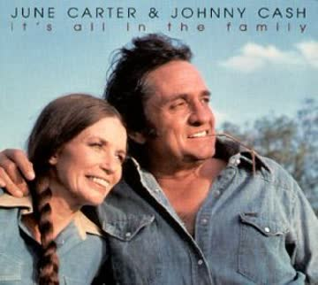 Johnny Cash - It's All in the Family