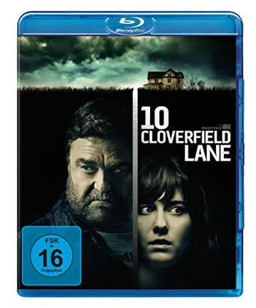 10 Cloverfield Lane [Blu-ray]