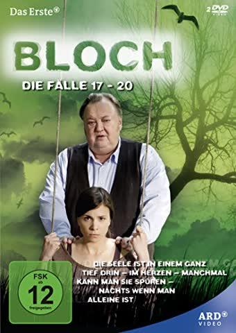 Bloch: Die Fälle 17-20 [2 DVDs]