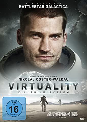 Virtuality - Killer im System (FSK 16 Jahre) DVD