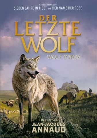 Letzte Wolf Der (dvd)