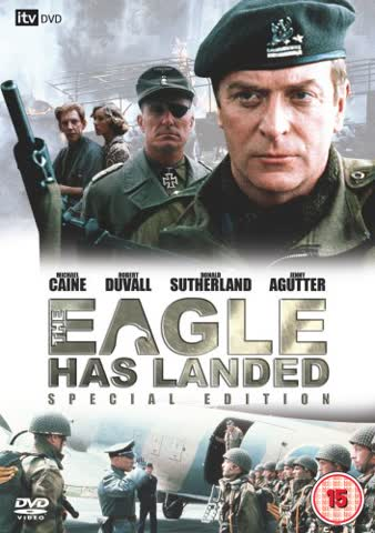The Eagle Has Landed (Special Edition) [DVD]