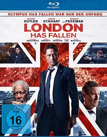 LONDON HAS FALLEN (BLU-RAY) -