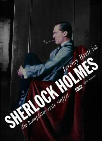Sherlock Holmes - Die komplette erste Staffel (4 DVDs)
