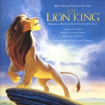 Carmen Twillie - Der König der Löwen (The Lion King) (Englische Version)
