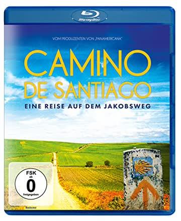 Camino de Santiago - Eine Reise auf dem Jakobsweg (Blu-ray)