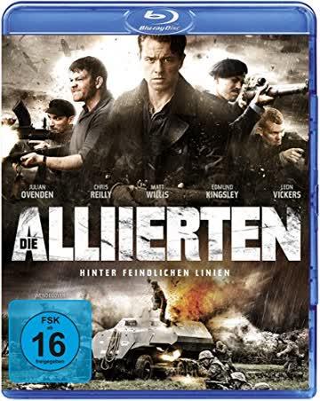 Die Alliierten - Hinter feindlichen Linien [Blu-ray]