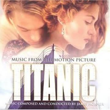 James Horner - Titanic : Music from the Motion Picture