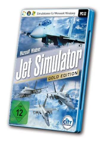 Jet Simulator - Gold Edition