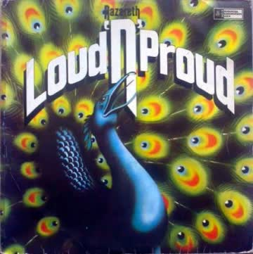 Nazareth - Loud'N Proud
