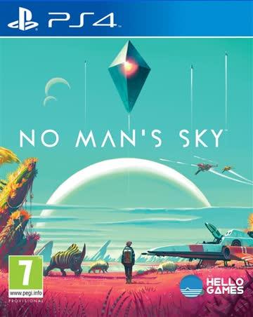No Man's Sky [AT-PEGI] [German Version]