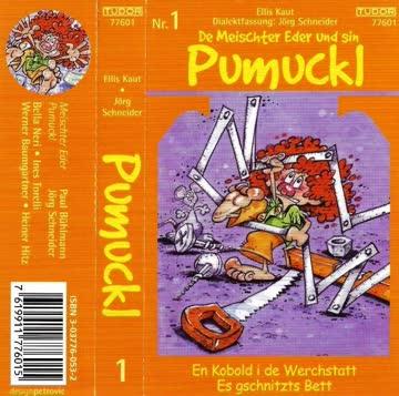 Pumuckl 1, Kobold Werkstatt-Gschn.Bett [Musikkassette]