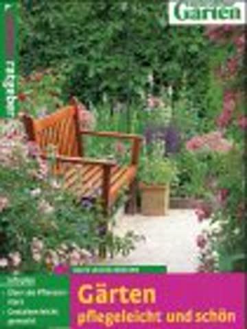 Gärten pflegeleicht und schön