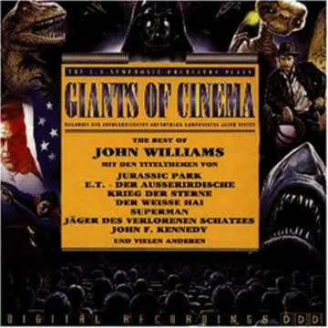 Los Angeles Symphony Orchestra - Giants of Cinema