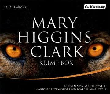 Higgins Clark, Krimi-Box: Kurzer Prozeß / Die Leiche im Schrank / Entführung am helllichten Tag / Schlaf, Kindchen, schlaf