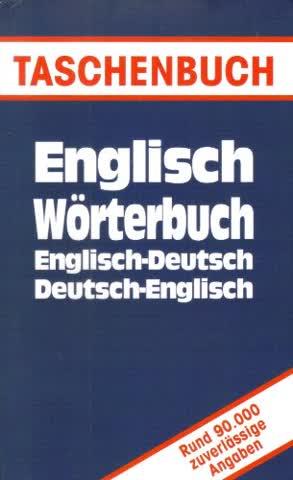 Englisch Woerterbuch