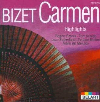 Resnik - Bizet: Carmen (Highlights)
