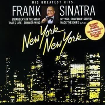 Frank Sinatra - New York, New York - His 24 Greatest Hits (New Version)