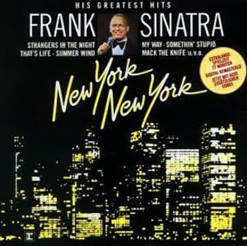Frank Sinatra - New York, New York - His 24 Greatest Hits (New Version)